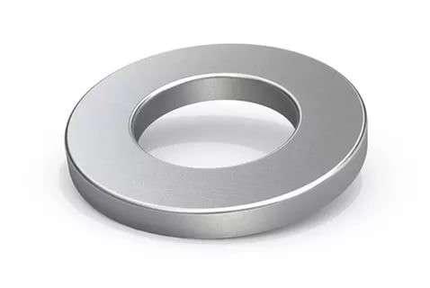 Скоба СМР 19-20 мм металлическая резиноармированная