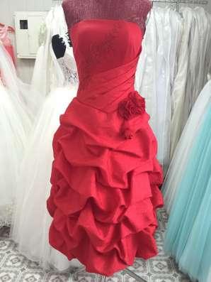 Вечерние, корсетное платье
