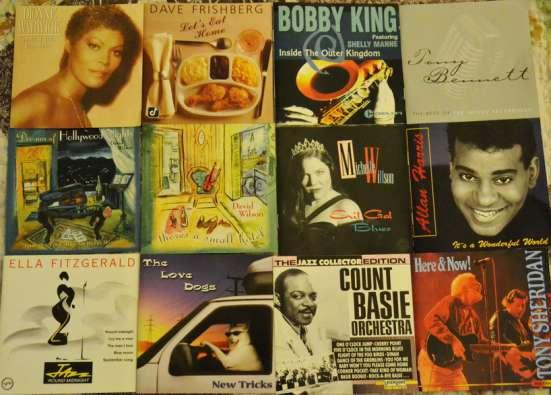 Американские компакт диски в Москве Фото 1
