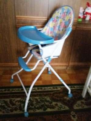 Продам стульчик для кормления. 650 руб