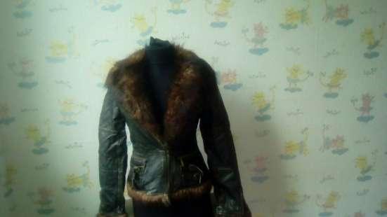 Куртка женская. На меху