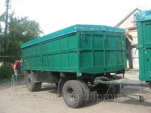 Пошив тентов в Подольске Фото 2