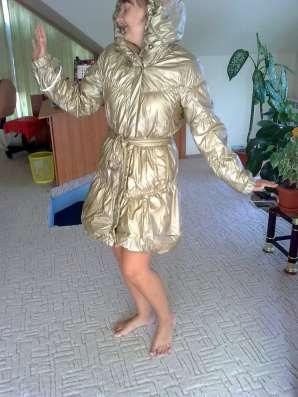 Пуховик пальто LENNE женское
