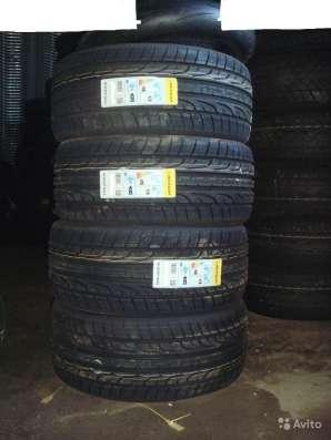 Новый комплект Dunlop 285/35R21 спорт макс ранфлэт