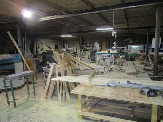 Станки мебельной фабрики б/у