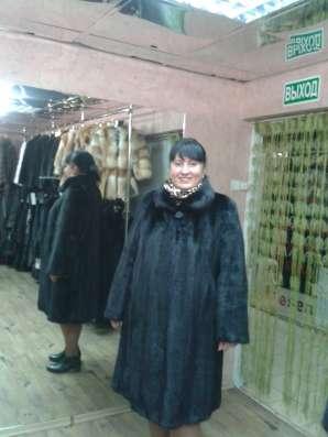 Шуба норковая женская в Сочи Фото 1