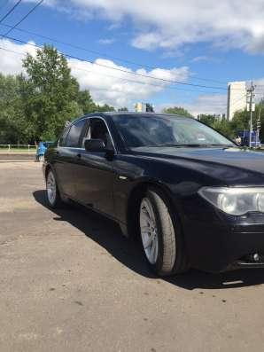 Продажа BMW 7 серии, е-65, 4,4l, 333 л. с., 2003 г. в