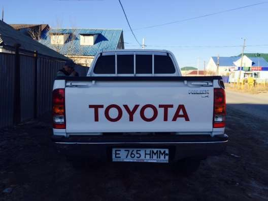 Продажа авто, Toyota, Hilux, Механика с пробегом 300000 км, в г.Атырау Фото 3
