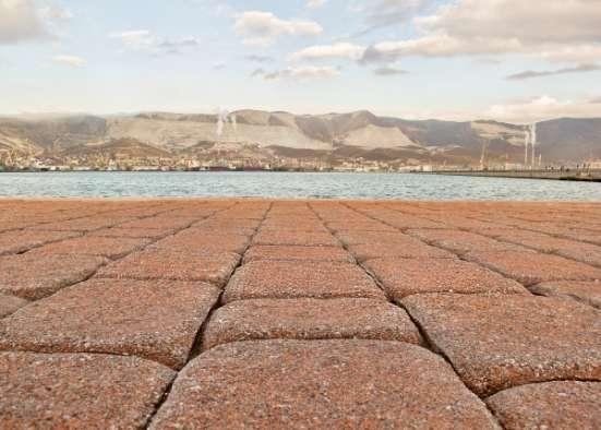 Тротуарная плитка в г. Приморско-Ахтарск Фото 1