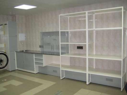 Сборка любой металлической мебели
