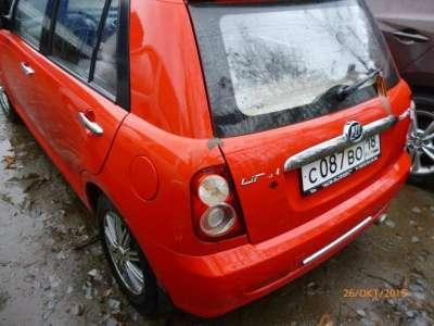 автомобиль Lifan Smily, цена 250 000 руб.,в Ижевске Фото 1