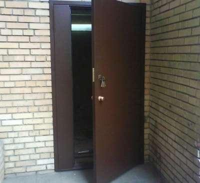 Входн.2-х створч.дверь  й-Ола