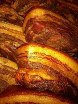 Реализуем мясо домашнего копчения в Хабаровске Фото 1