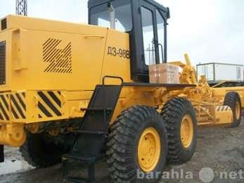 автогрейдер ГАЗ ДЗ-98 в Челябинске Фото 2