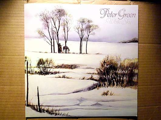 Peter Green  – White Sky (UK)