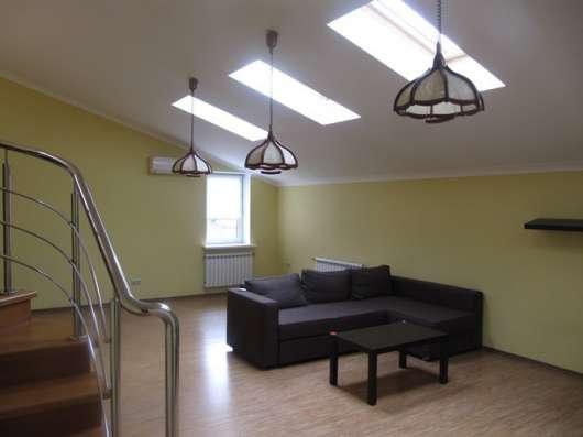 Квартира в двух уровнях с ремонтом и мебелью в ЖК