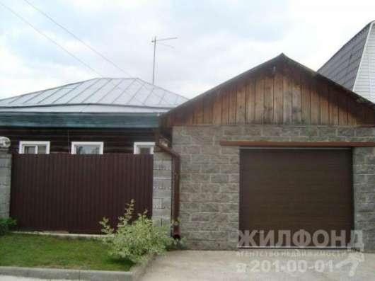 дом, Новосибирск, Радищева, 54 кв.м.