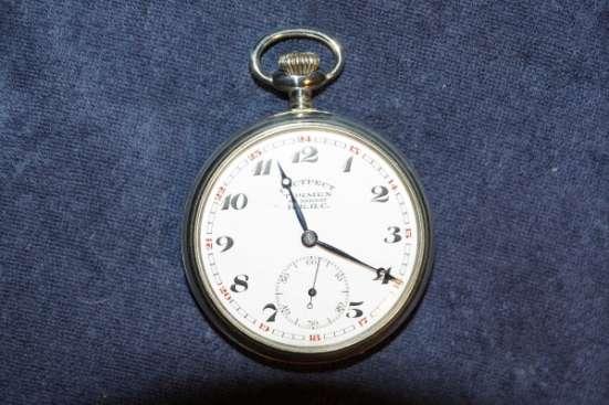 Карманные часы Ж/Д Гострест Точмех, РСФСР, начало 1920-х гг