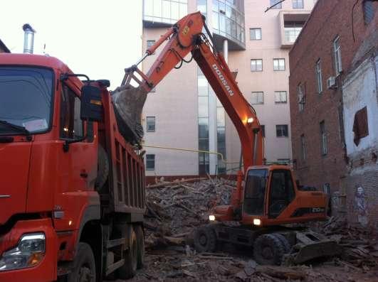 Демонтаж всех видов построек,стен,перегородок,металлоконстру