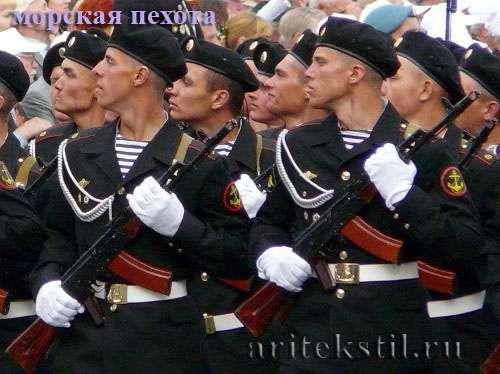 Кадетская форма морская пехота ткань пш пошив на заказ в Челябинске Фото 2