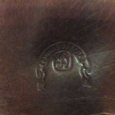 Сумка из буйволиной кожи ручной работы универсальная в Москве Фото 3