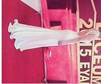Срочно продаю выпускное платье в г. Астана Фото 3