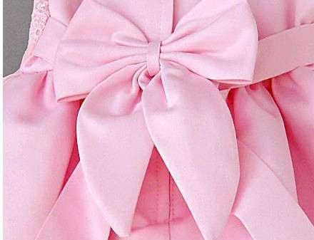 Платье праздничное, нарядное, с кружевом, розовое в г. Днепропетровск Фото 4