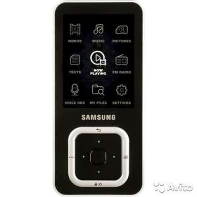 MP3 плеер Samsung YP-Q3 4Gb