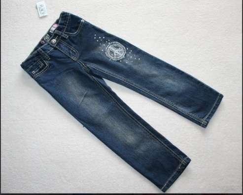 джинсы 5 лет новые для девочки