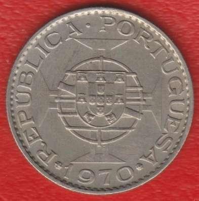Мозамбик Португальский 10 эскудо 1970 г в Орле Фото 1