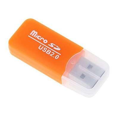 Адаптер к Micro SD новый (USB 2.0) в Перми Фото 1