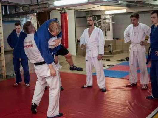 Групповые занятия по рукопашному бою