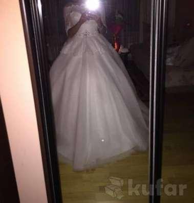 Свадебное платье в г. Орша Фото 3