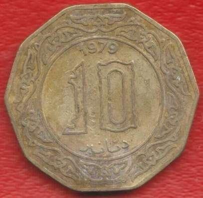 Алжир 10 динар 1979 г