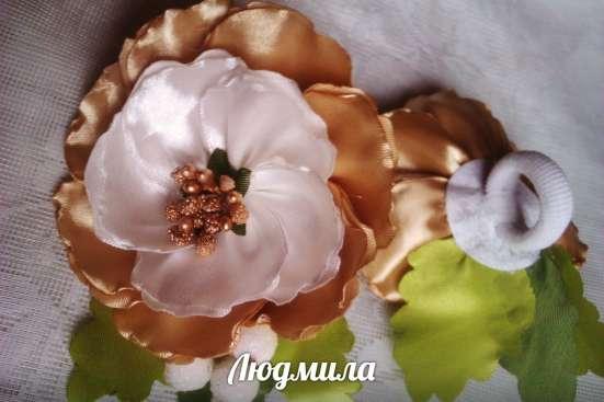 Яркие украшения на волосы ручной работы в г. Сумы Фото 4