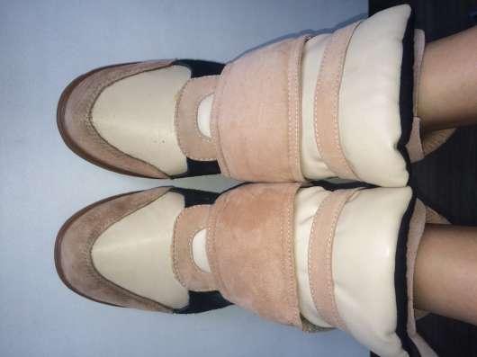 Продам кроссовки-сникерсы Bershka