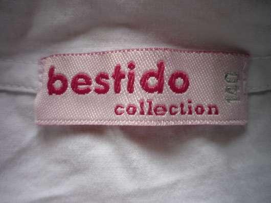Блузка белая Bestido