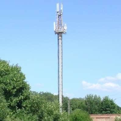 Продаю земельный участок с  вышкой сотовой связи