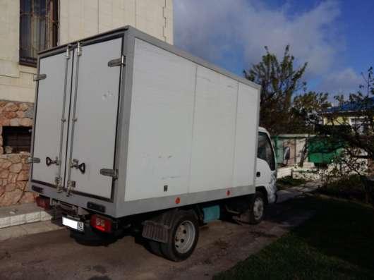 Продам малотоннажный грузовик с термобудкой FAW
