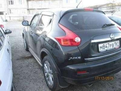 автомобиль Nissan Juke, цена 520 000 руб.,в Ростове-на-Дону Фото 1