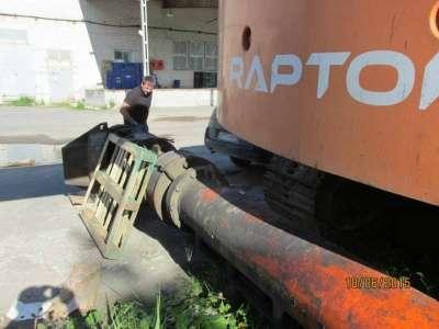 буровую машину Raptor BS в Архангельске Фото 2