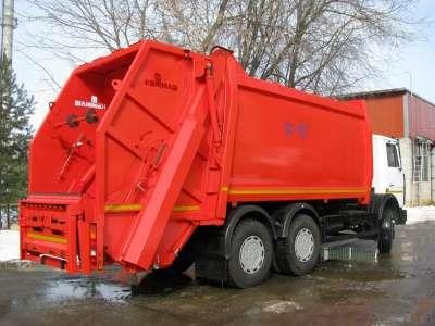 грузовой автомобиль МАЗ КО-427-90