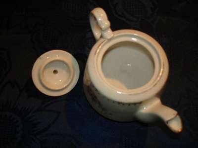 Старинный завар.чайник,б.Кузнецов