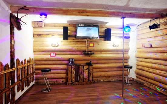 Сдается коттедж с баней на дровах в городе Омске