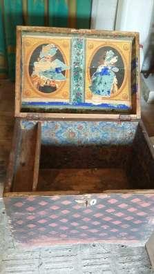 Продам старинный сундук антиквариат в г. Харьков Фото 3