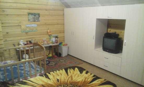 Продам дом из бруса или поменяю на квартиру