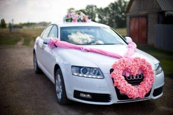 Прокат и аренда автомобилей на свадьбу, свадебный кортеж в Оренбурге Фото 6