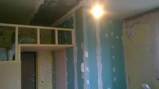Превращение комнаты в квартиру-студию