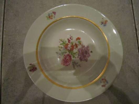 Фарфоровые тарелки 60-х годов в Краснодаре Фото 4