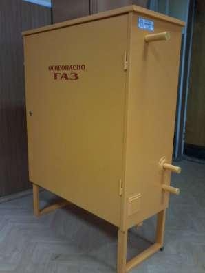Газорегуляторный пункт шкафной ГРПШ-400 в Саратове Фото 1